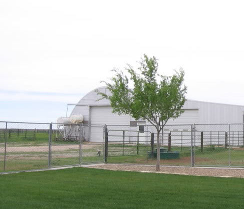 quonset steel barn kit
