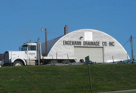 quonset warehouse