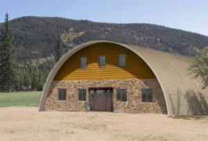 quonset houses