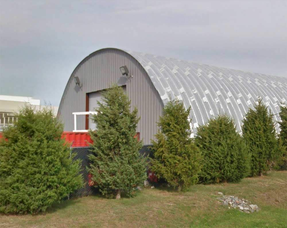 commercial quonset