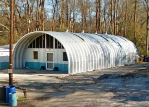 Quonset Commercial Building