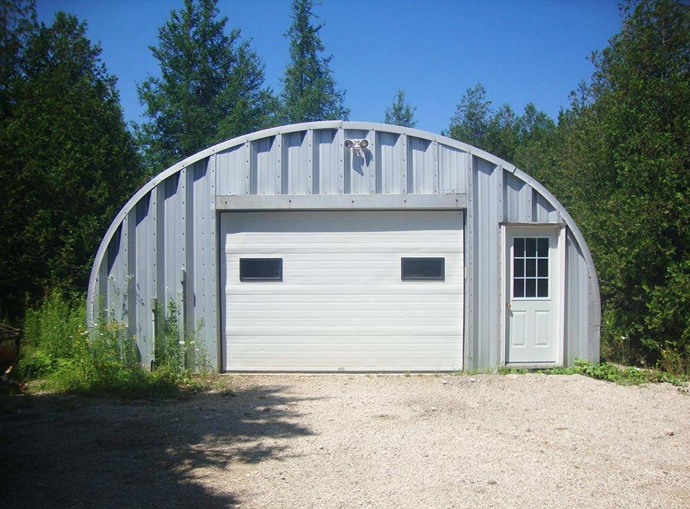 Quonset Workshop