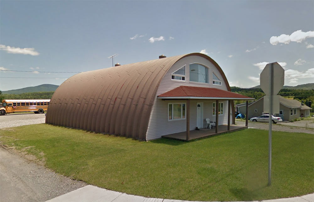 quonset home