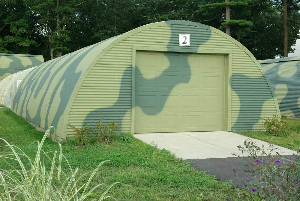 military-quonset
